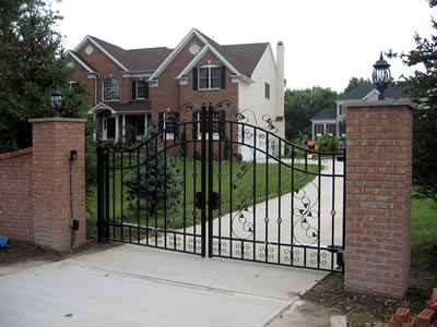 Automatic Driveway Gate Photo Gallery Photos Of Customer
