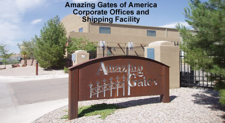 Amazing Gates Headquarters
