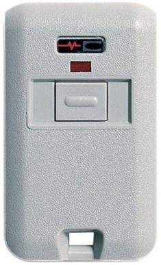 Multi Code Mini Clicker Transmitter