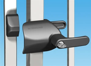 Z Lokk Lockable Magnetic Gate Lock