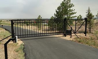 Cantilever Gate System Amazing Gates