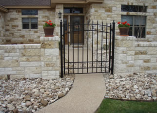 Garden Gates Wrought Iron Garden Gates Amazing Gates