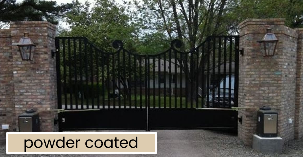 How To Layout Your Driveway Gate