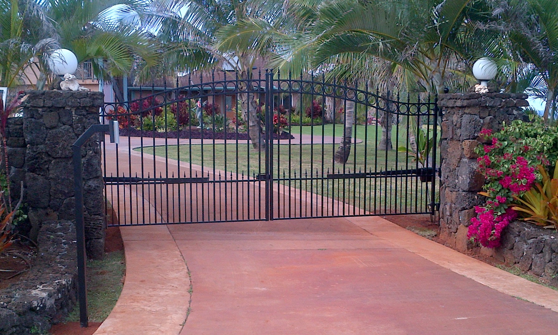 Amazing Gates Driveway Gate Sale And Polaris Gate Opener Sale