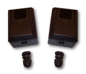 Infrared Thru Beam Safety Photo Eye Safety Sensor For Automatic Gates