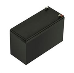 Amazing Gates 7 AMP Battery for Solar gate Openers.